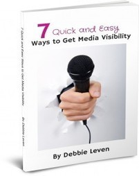7 Quick and Easy Ways to Get Media Visibility | Marketing and PR | Scoop.it