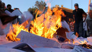 Protesters storm Libya election office in Benghazi | News from Libya | Scoop.it