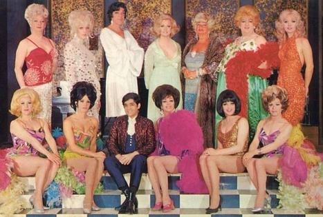 1960s Drag Queens | Sex History | Scoop.it