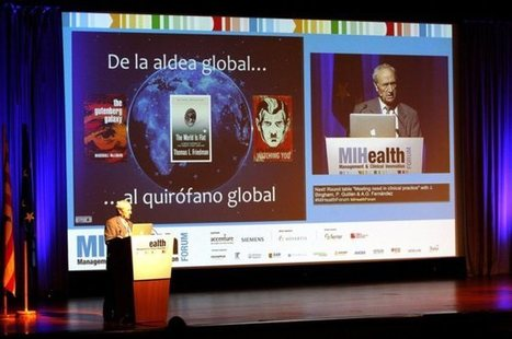 La era de los iMédicos: Pacientes virtuales y quirófano global | Clínica CEMTRO | Scoop.it