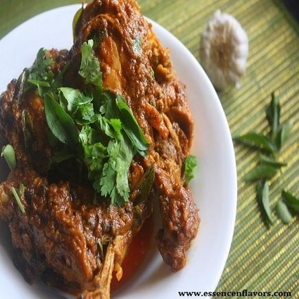 Chicken Ghee Roast | food | Scoop.it