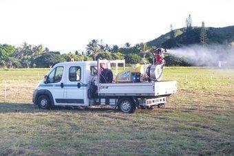 Nouvelle-Calédonie. Une nouvelle arme contre le moustique est testée | EntomoNews | Scoop.it