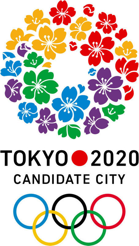 The story behind Tokyo's winning 2020 Olympics logo | Logo design | Creative Bloq | Multimedia design | Scoop.it