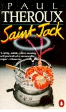 """Paul Theroux  """"Saint Jack"""" 
