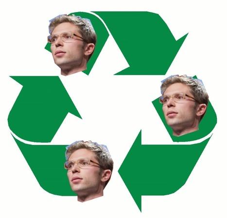 Jonah Lehrer's recycling business | Jack Shafer | Public Relations & Social Media Insight | Scoop.it