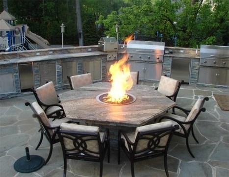 Outdoor Kitchen Design Considerations | Mainland Stoneworks | Scoop.it