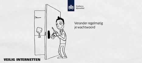 Veilig internetten | Nederland Veilig | Filmpjes over (veilig) internet: Mediawijsheid PO | Scoop.it