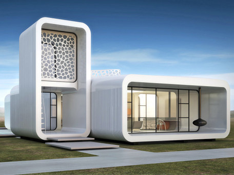 Dubai to print world's first 3D-printed office building - Inhabitat (blog) | Immersive World Technology | Scoop.it