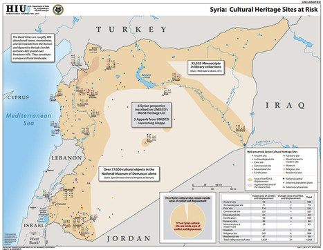 Syria's cultural heritage at risk | cultural heritage | Scoop.it