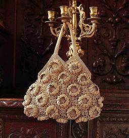 Bolsas tejidas a crochet y patrones | TEJIDO AL CROCHET | Scoop.it