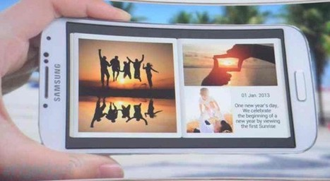 Samsung unveils the Galaxy S 4's software tricks: camera modes, Story Album, S Voice Drive and more | traffic | Scoop.it