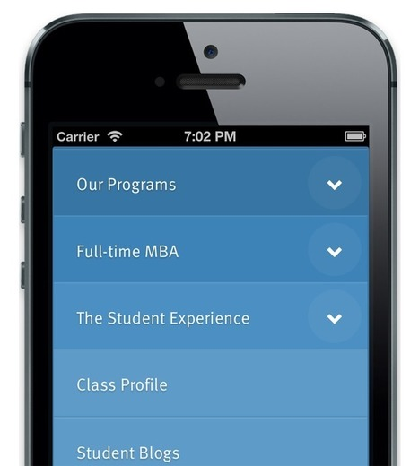 FlexNav - A jQuery Plugin for Responsive Menus | Room 208 Student Resources | Scoop.it