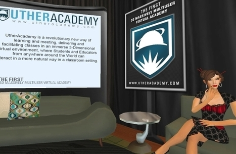 Vancouver's Utherverse tones down some of its virtual worlds | The Tech World | Scoop.it