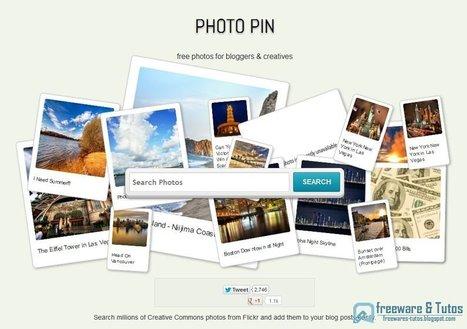 Photo Pin : un moteur de recherche d'images libres de droit (Creative Commons) | Time to Learn | Scoop.it