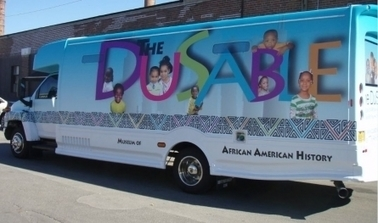 Taking it to the Streets! The DuSable Mobile Museum | Black History Month Resources | Scoop.it