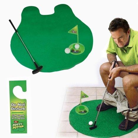 Jeu de mini golf : cadeau golfeur   Le Meilleur du Golf   Le Meilleur du Golf   Scoop.it