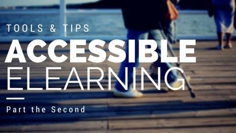 Accessible eLearning: Part 2   Zentrum für multimediales Lehren und Lernen (LLZ)   Scoop.it