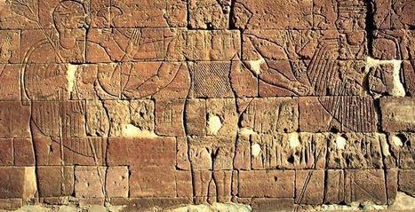 Naga au Soudan, cité ouverte au Monde - Art, Archéologie et Antiquité | Histoire et Archéologie | Scoop.it