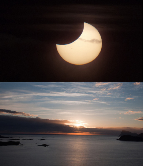 Moon's Shadow Makes Waves in Earth's Atmosphere | Earth & The Moon, Moon Phases | Solar & Lunar Eclipses | Space.com | Grade 7A | Scoop.it