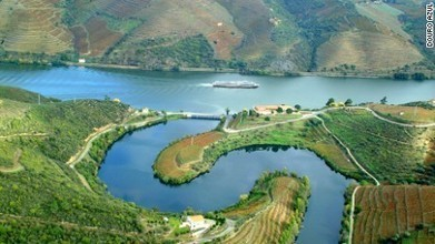 The world's most stunning wine region?   Chain Letters from above   Scoop.it