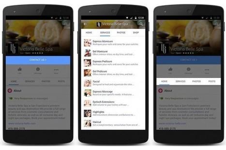 Facebook : un nouveau pas vers le e-commerce | Yat & Print media | Scoop.it