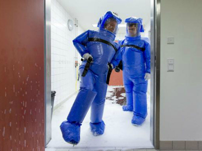 Spanish Intelligence Intercepts Plot to Weaponise Ebola | Criminal World | Scoop.it