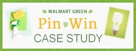 Pinterest Case Study: Walmart Goes Green for the Pin! | Pinnable Business | Pinterest | Scoop.it