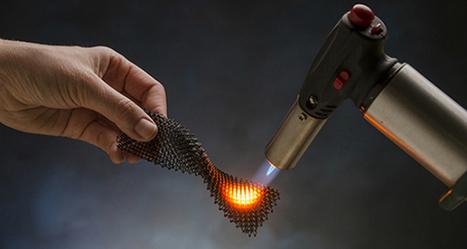 Le laboratoire HRL dévoile une nouvelle technique d'impression 3D céramique   Innovation et technologie   Scoop.it