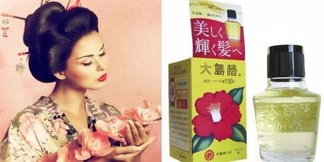 Bellezza: il segreto delle orientali, lo tsubaki-abura!   Moda Donna - sfilate.it   Scoop.it