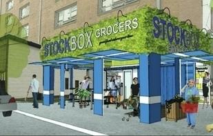 Stockbox : la revanche de l'épicerie ! | Revue de presse pour commerçants connectés | Scoop.it