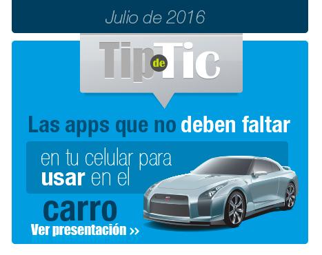 Tip de TIC - Julio 2016 | Tip de TIC | Scoop.it