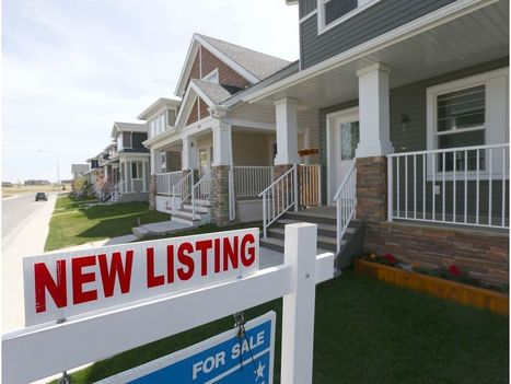 October marks rise in Calgary's residential real estate sales | Calgary Real Estate | Scoop.it