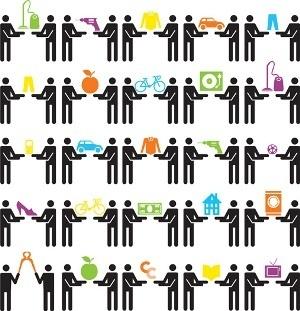 El consumo colaborativo o el trueque 2.0 | OloBlog | Biddus: Consumo y ahorro. | Scoop.it