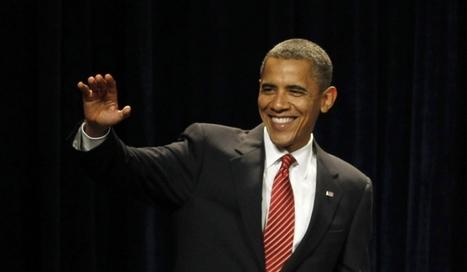 Fin juin 2013, M. Obama sera en Afrique pour un voyage historique   Yvon Kamach   Scoop.it