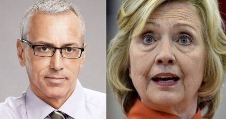 """Dr. Drew """"Gravely Concerned"""" About Hillary Clinton's Health » Alex Jones' Infowars: There's a war on for your mind!   Xposing Government Corruption in all it's forms   Scoop.it"""