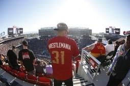 WrestleMania 31 resets Levi's Stadium Wi-Fi record with 4.5 terabytes of data used | SportonRadio | Scoop.it