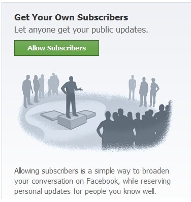 To Have Subscribers or Not Have Subscribers..? 5 Ways to Control Your Facebook Privacy | Social Media Examiner | Inside Voiceover—Cutting-edge Insights + Enlightening, Entertaining News for Voiceover Professionals | Scoop.it