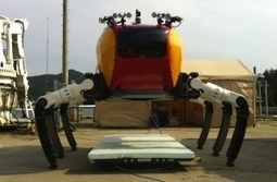 Underwater Crab Robot Takes First Plunge [video]   21st Century Innovative Technologies and Developments as also discoveries, curiosity ( insolite)...   Scoop.it