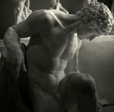 The Dying Gladiator « History Of The Ancient World | ancient world history cluster | Scoop.it