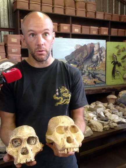 Dans la grotte de Sterkfontein | Aux origines | Scoop.it