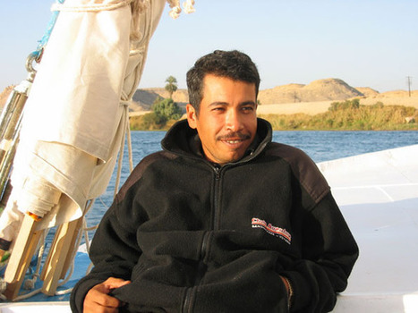 Interview de Nagueh, guide accompagnateur en Egypte | Égypt-actus | Scoop.it