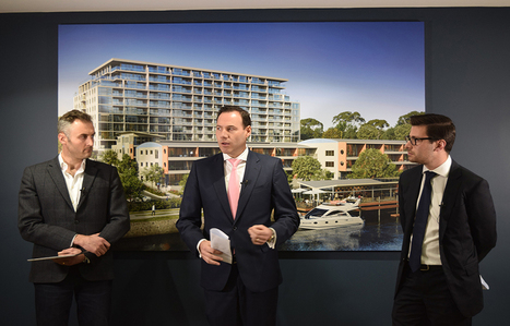 Investorist Live Pre-Launch of The Riverside Off the Plan Property | Investorist Pty Ltd | Scoop.it