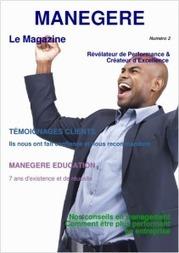 MANEGERE : le magazine 2013 -2014   Conseil en Management de la performance   Scoop.it