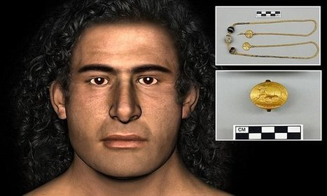 Scientists reconstruct face of a warrior who died 3,500 years ago | Political world | Scoop.it