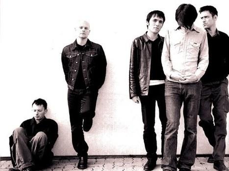 PHOTO: Radiohead | SongsSmiths | Scoop.it