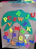 Land of Once Upon A Time...: From A to Z: Simple Ways to Teach Alphabet and Letter Knowledge | Literacia no Jardim de Infância | Scoop.it