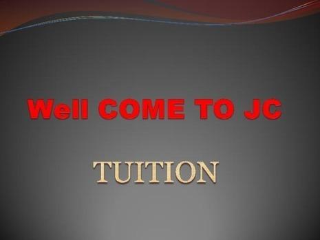 Tuition Agency | JC Economics Tuition Centre | Scoop.it