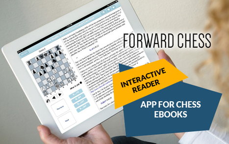 Forward Chess – Interactive Reader/ App for Chess eBooks | Clubs d'échecs | Scoop.it
