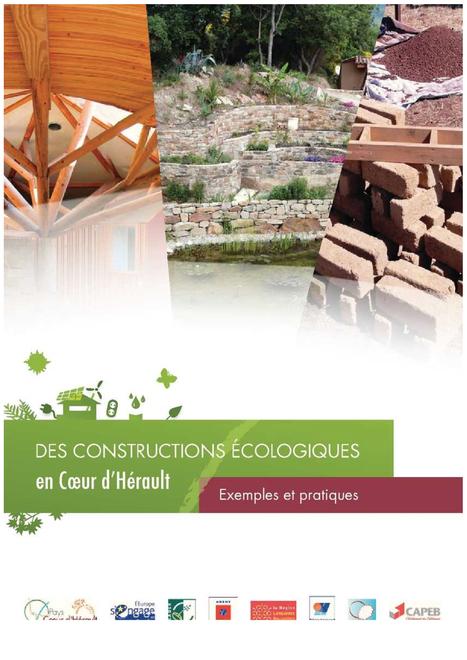 Guide des constructions écologiques en Coeur d'Hérault | PaysCoeurd'Hérault | architecture..., Maisons bois & bioclimatiques | Scoop.it
