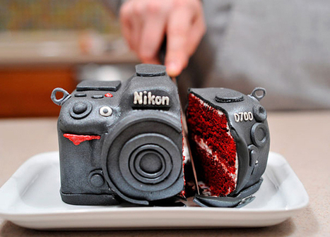21 Creative and bizarre cakes that are too good to eat | The brain and illusions | Scoop.it